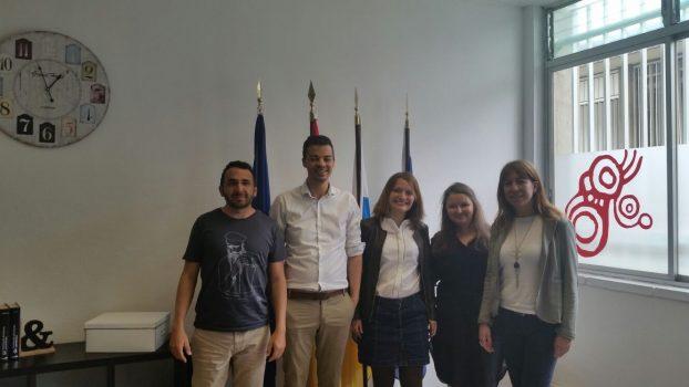 Erasmus+ CIFP César Manrique Arcus College