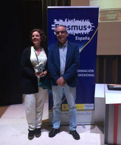 Erasmus CIFP Cesar Manrique TCA