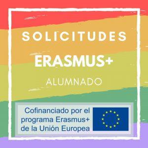 Solicitudes Erasmus 2019 2020 CIFP César Manrique