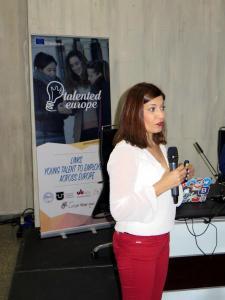 Talented Europe Multiplier event Tenerife