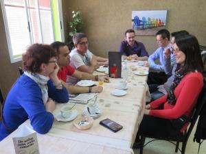 Talented Europe Transnational meeting in Tenerife 2017