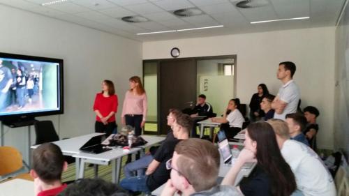 CIFP César Manrique Erasmus+ Movilidad Profesorado
