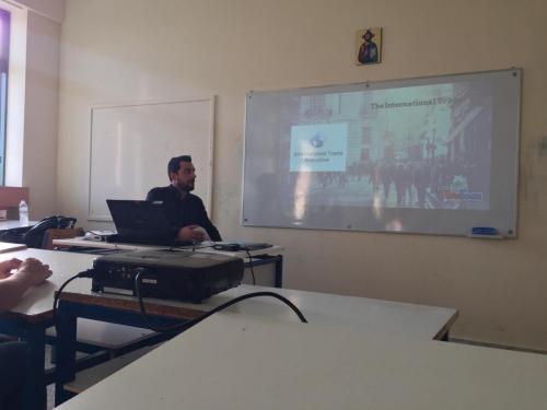 Erasmus CIFP César Manrique Glyfada
